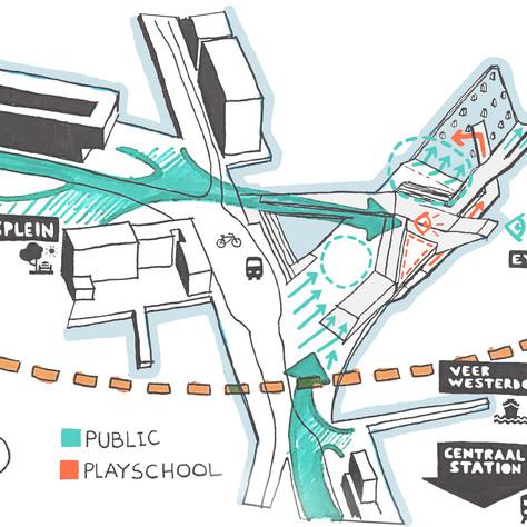 Vento Sul Arquitetura | Amsterdam Children's Playschool