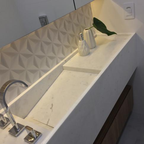 Vento Sul Arquitetura   Banheiro A