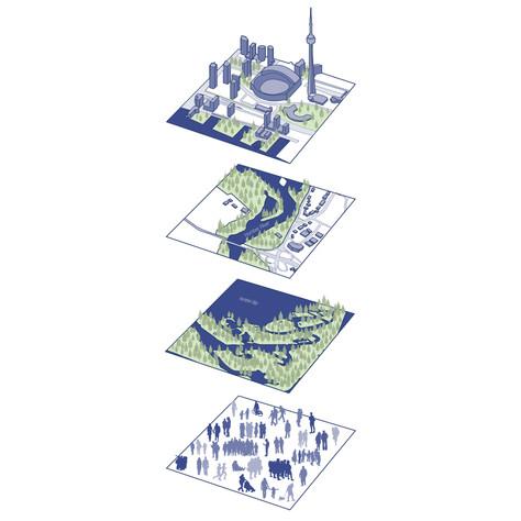 Vento Sul Arquitetura | Concurso Pavilhão Toronto Canadá