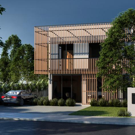 Vento Sul Arquitetura | Casa WF