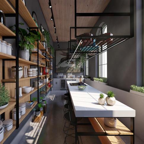 Cozinha Seletiva Archaton CASACOR 2017
