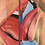 "Thumbnail: ""The Kiss"" print 18x12in"