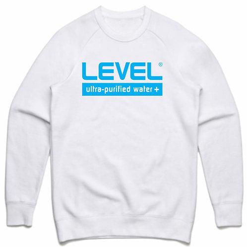 Level Water Crew Neck Sweatshirt