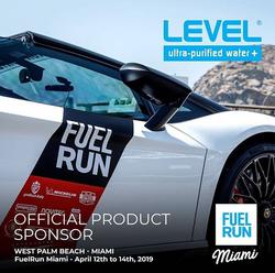 Miami Fuel Run Sponsor