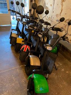 Electric Cycles at NOLA Cycles