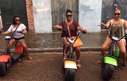 Locals Riding