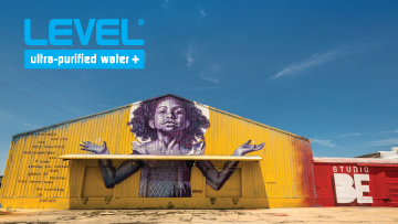 LEVEL Water at Studio Be