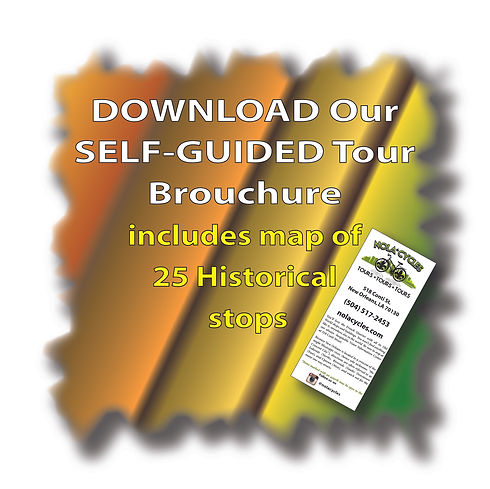 Self-Guided Tour Map and Brochure