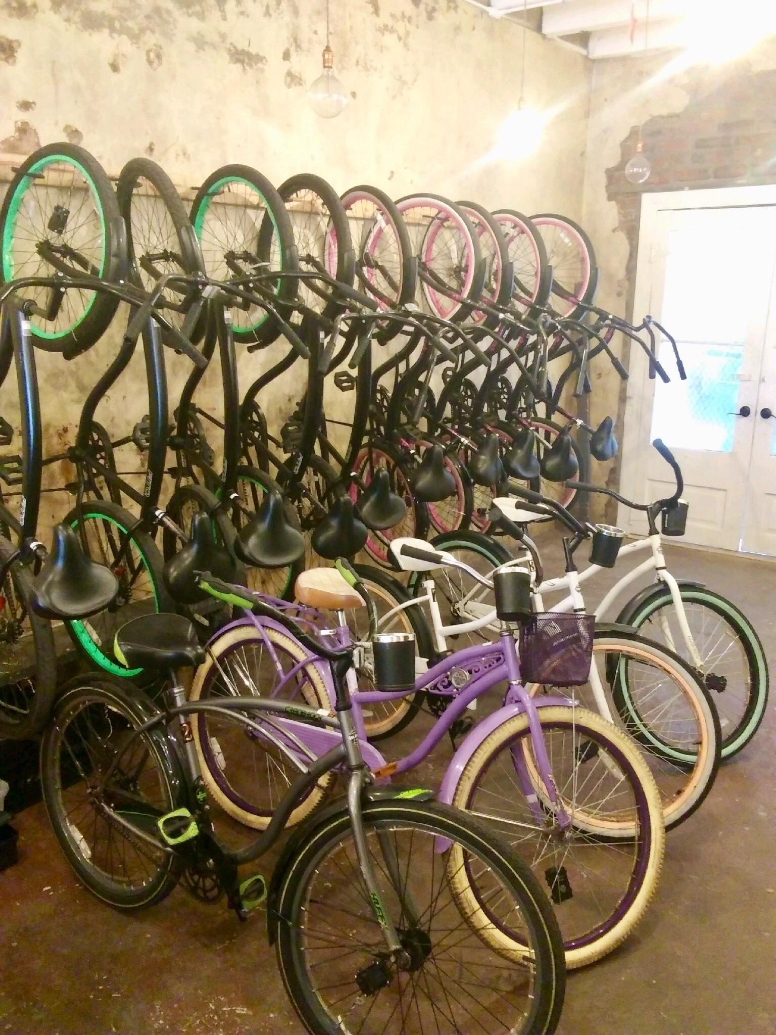 Cruiser Bicycle Rental (Quick View)