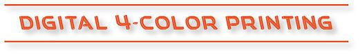Digital 4-Color Printing