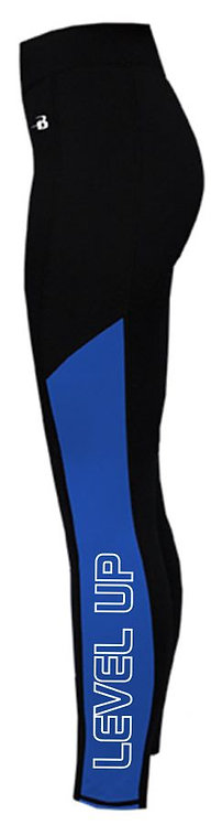 "Level Water ""Level Up"" Panel Tights"