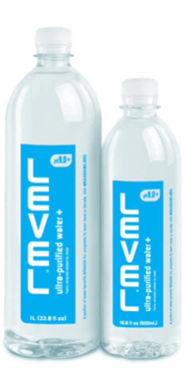Level Ultra Purified Water+