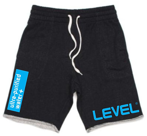 French Terry Level Water Track Shorts