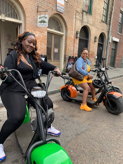 NOLA Locals hanging out