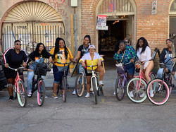 Ladies Day on Cruiser Bicycles