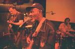 With Fatai Rolling Dollars (RIP), Nigerian Guitar Legend