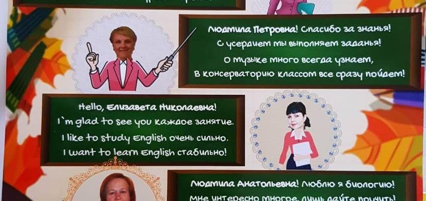 Итоги школьного этапа конкурса «Учитель  - это призвание!»