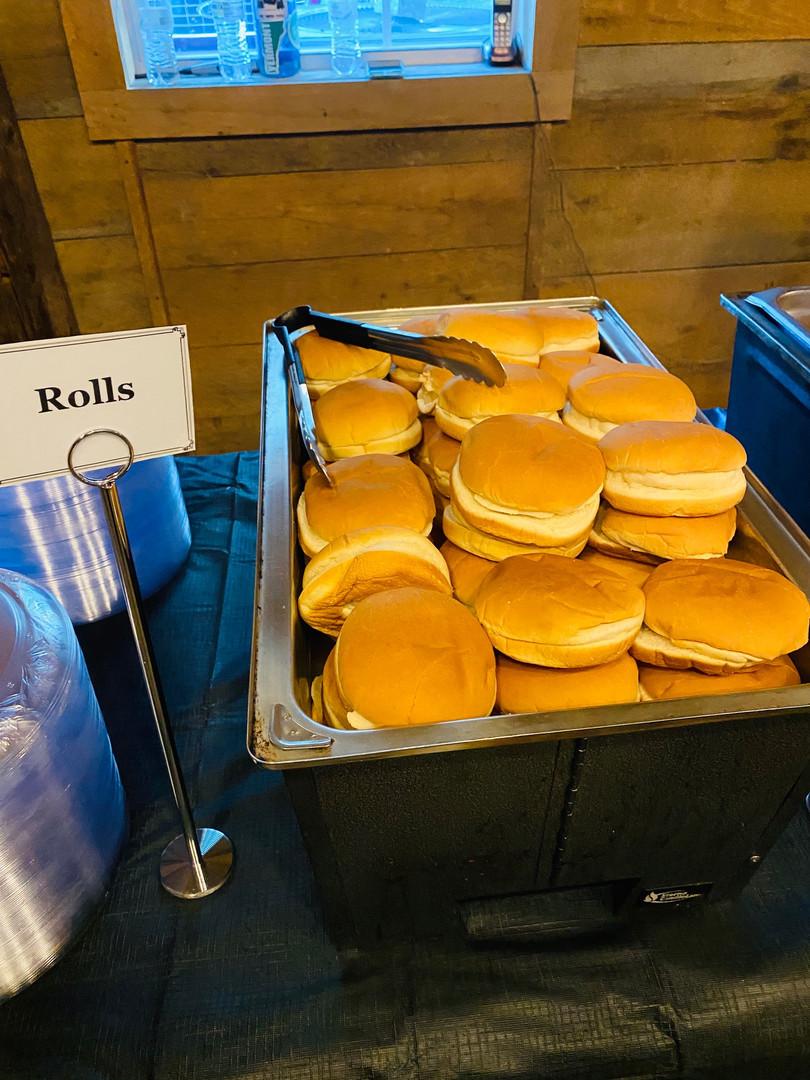 Rolls for a Bar-B-Q sammie