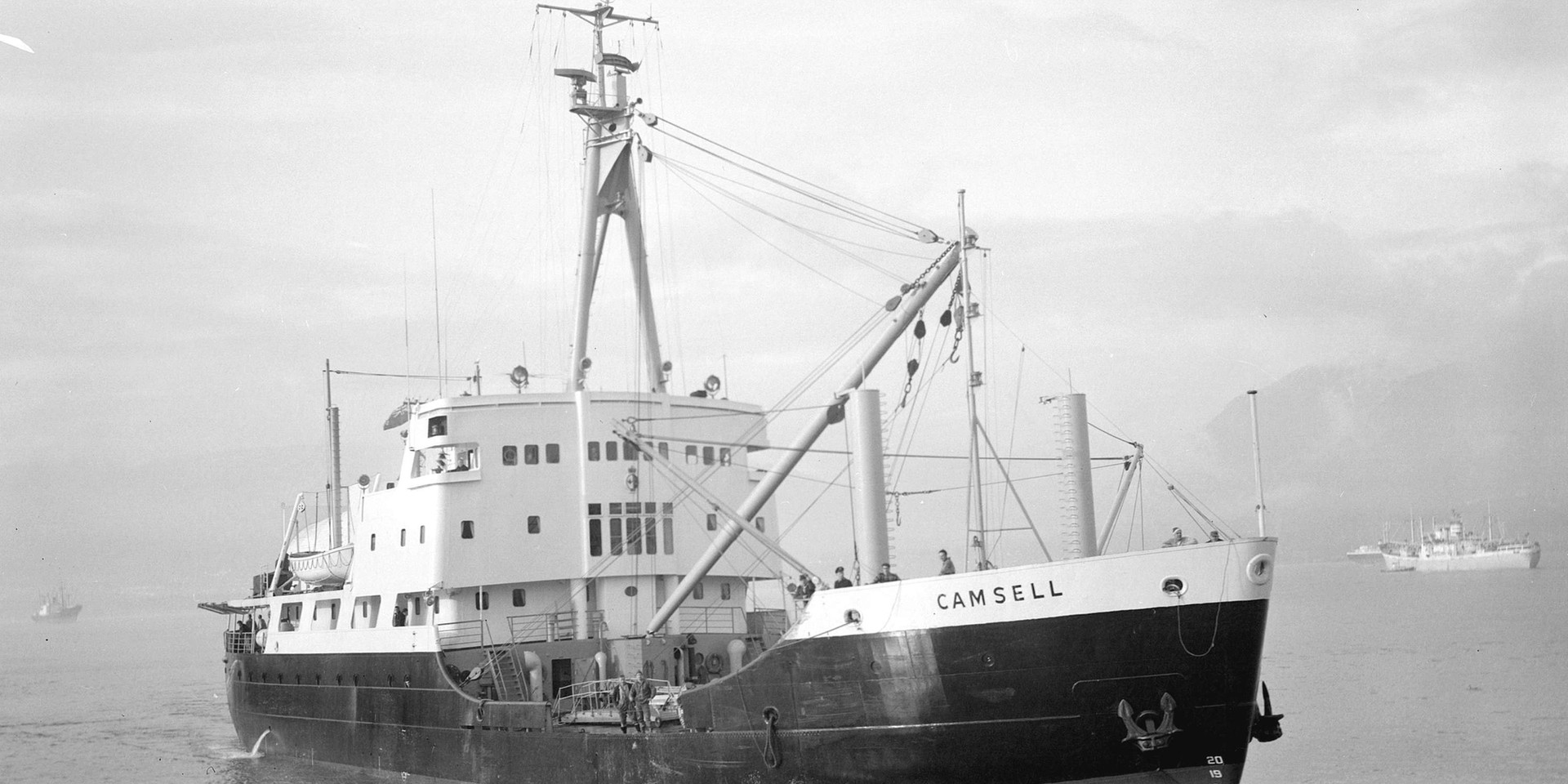 M.S. CAMSELL