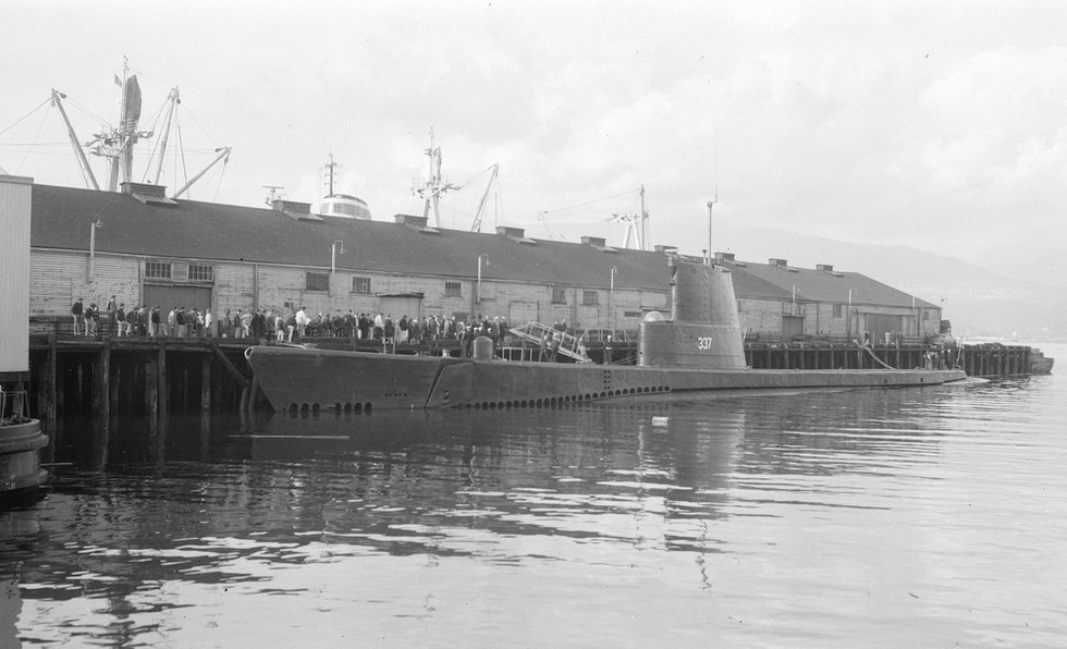 USS Carbonero (SS-337)