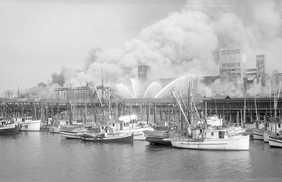 UNITED GRAIN GROWERS FIRE (1952)