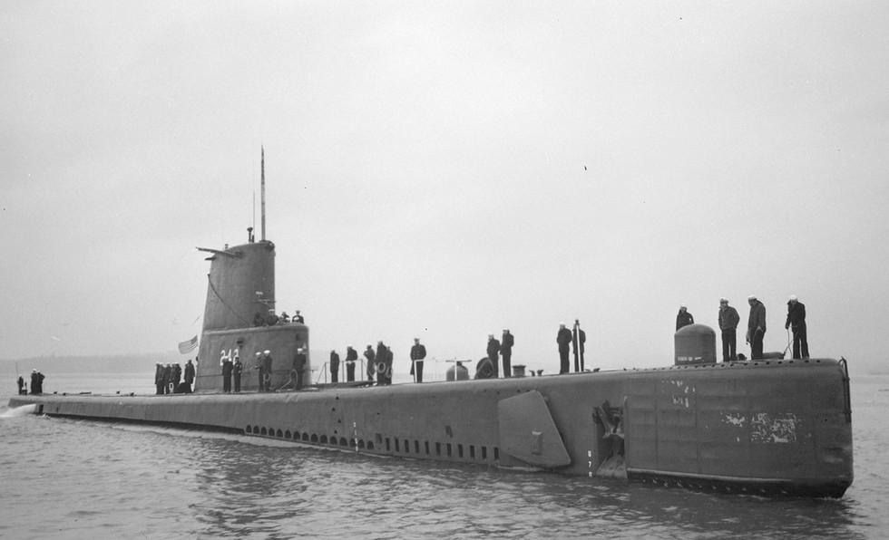 USS Bluegill (SS-242)