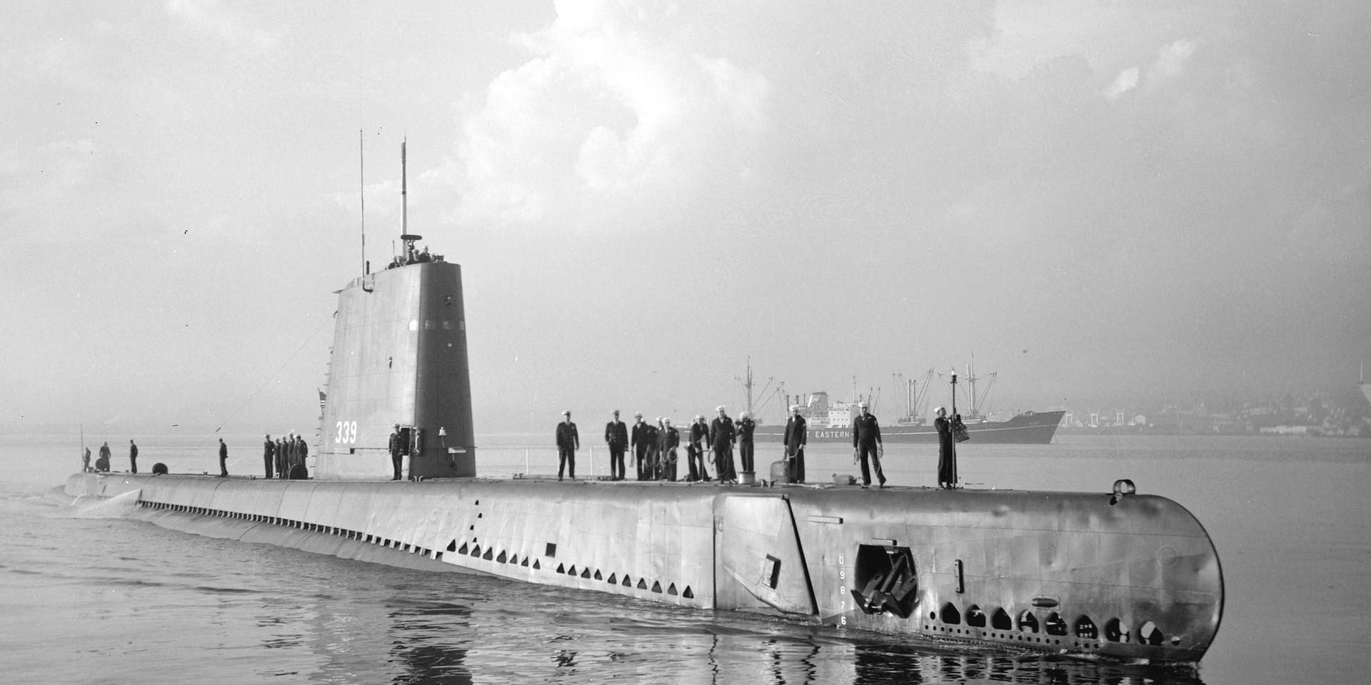 USS Catfish (SS-339)