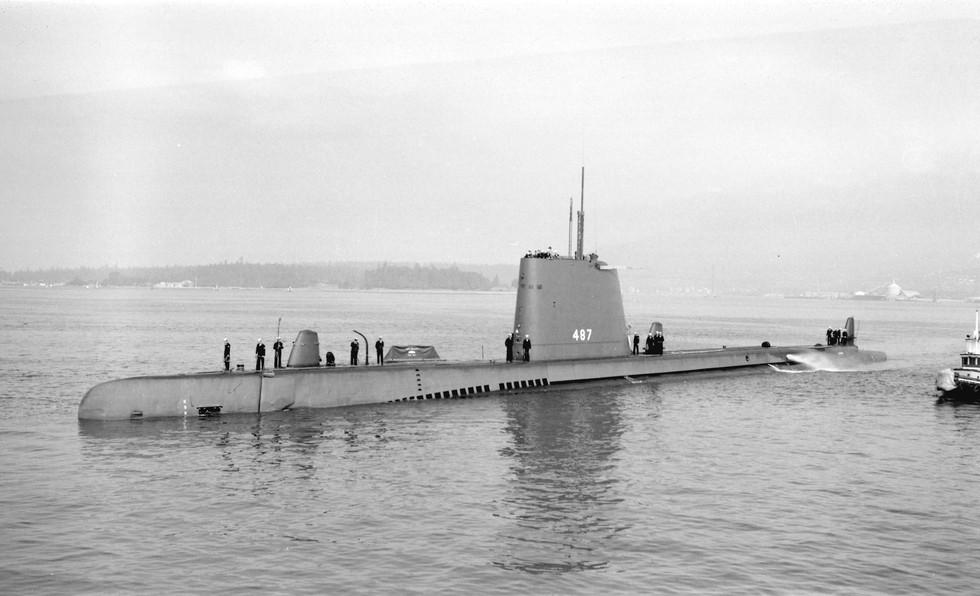 USS Remora (SS-487)