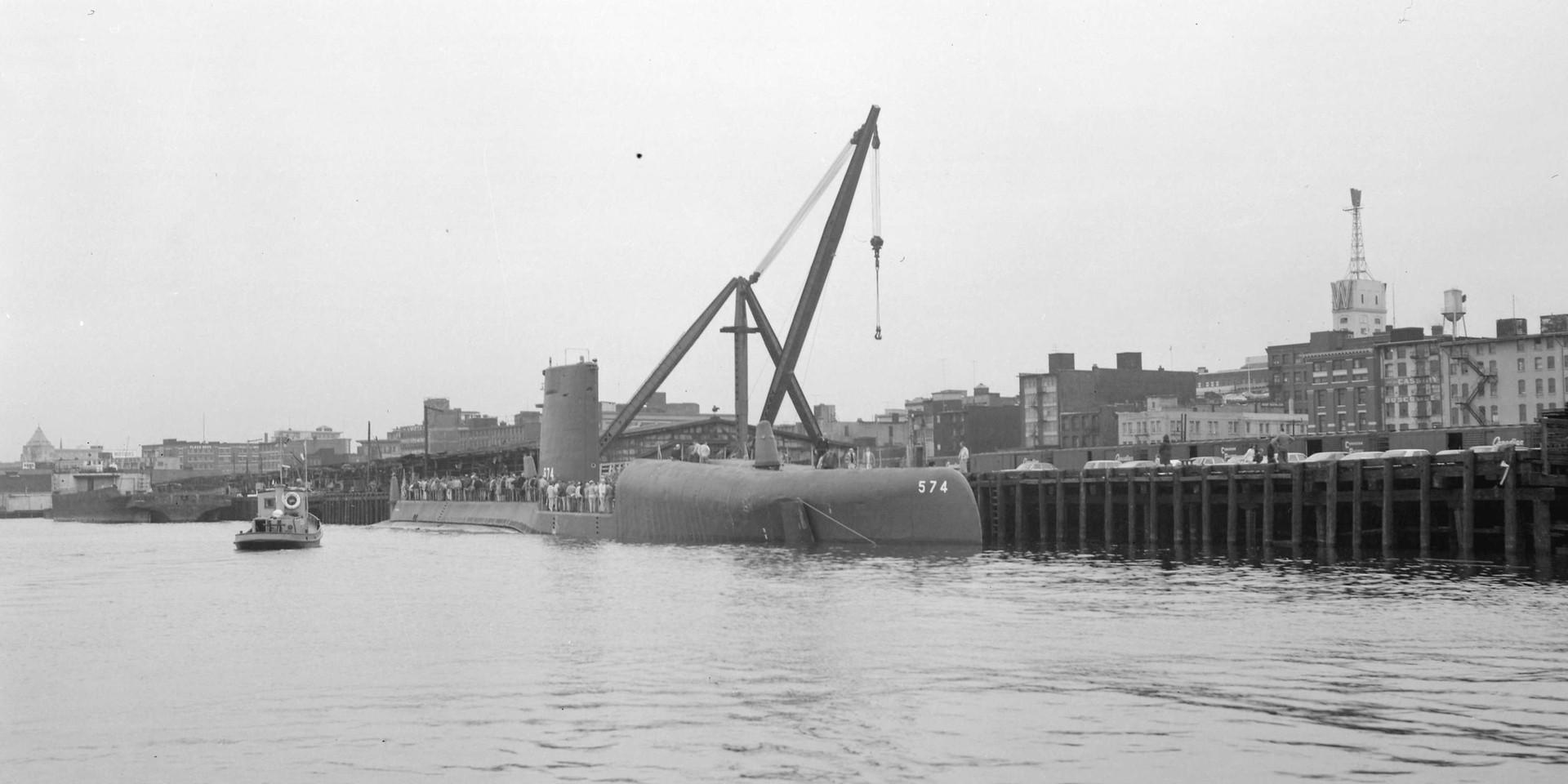 USS Grayback (SS-574)