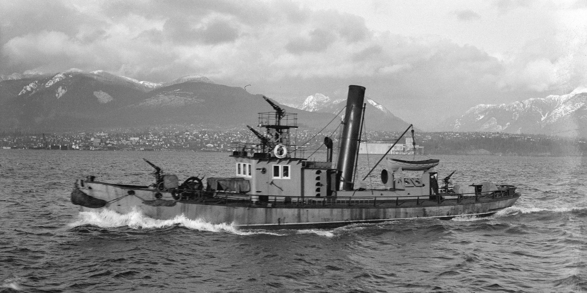 S.S. ORION (1930-1937)