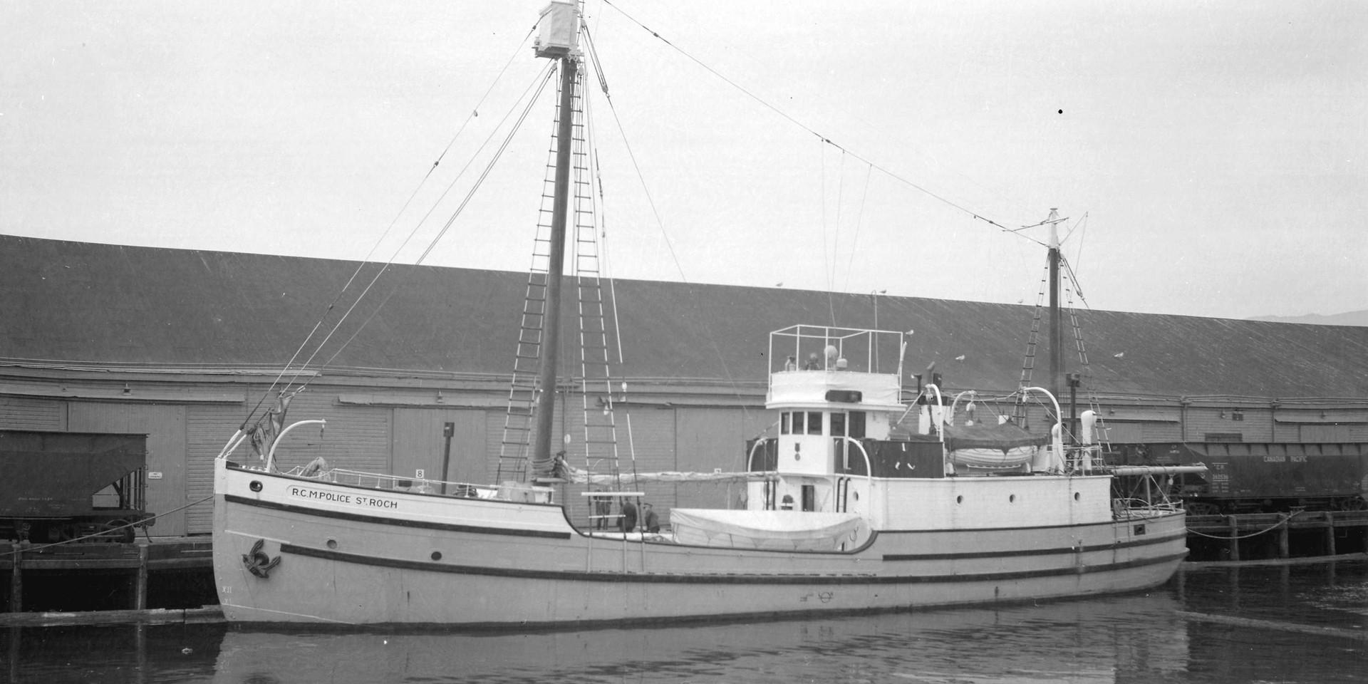 M.S. ST. ROCH (1954)
