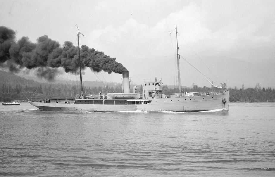 H.M.C.S. Malaspina