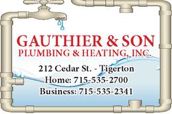 Gauthier & Son Plumbing & Heating