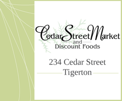 Cedar Street Market