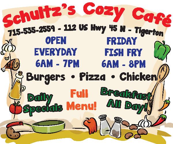 Schultz's Cozy Cafe