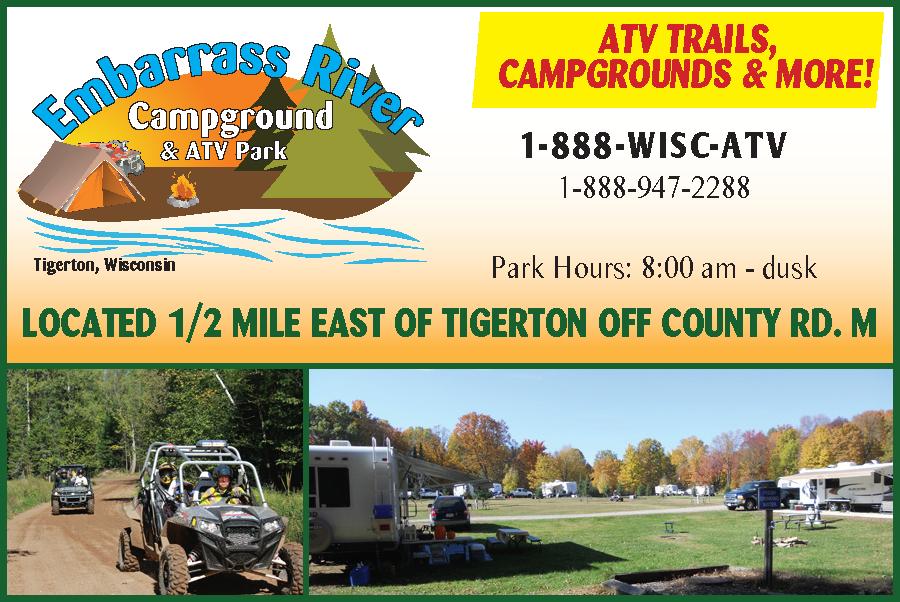 Embarrass River Campground & ATV