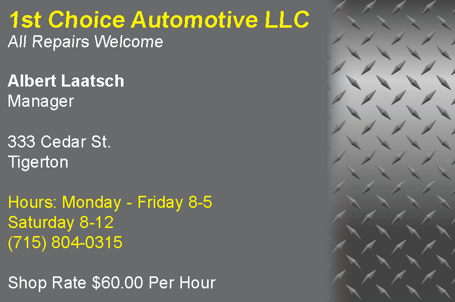 1st Choice Automotive