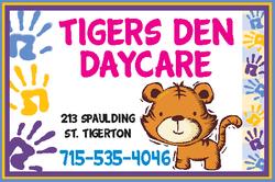 Tigers Den Daycare