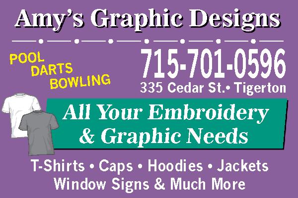 Amy's Graphic Design