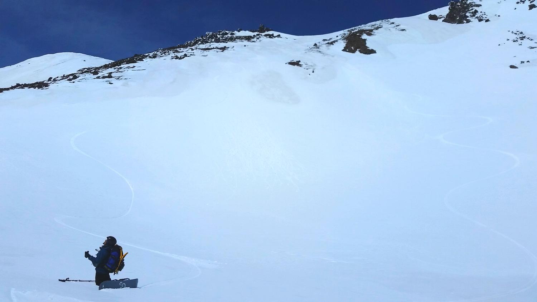 c00d39fc3f8a off-piste snowboard lesson in niseko