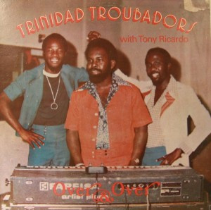 Trinidad Troubadors