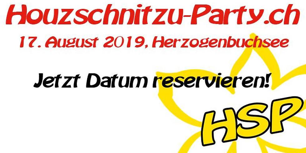 Houzschnitzu-Party Herzogenbuchsee