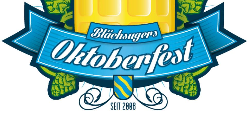 """Oktoberfest Blächsuger """"die Party danach"""""""