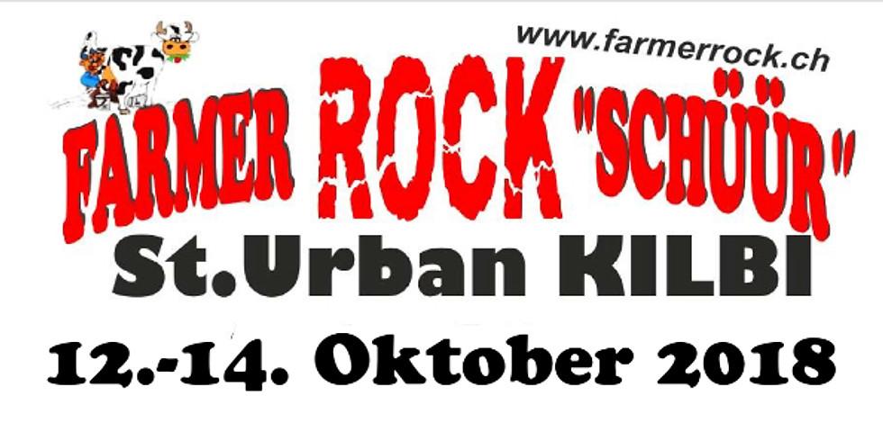 """Hüttengaudi Farmer Rock """"Schüür"""""""