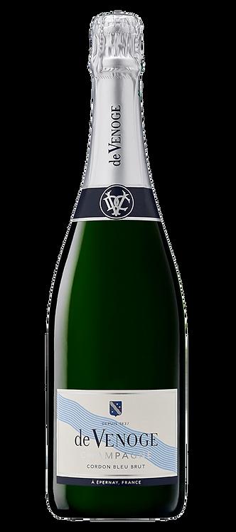 Champagne de Venoge Brut Cordon Bleu 150 cl