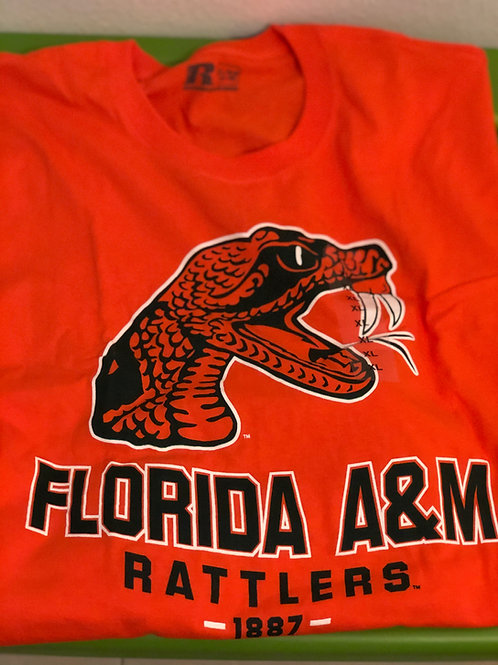 Orange FAMU Shirt