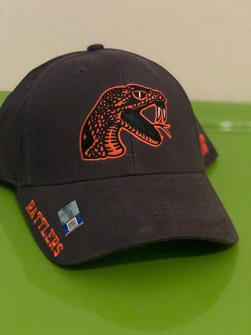 Black Rattler Hat