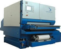 Wide Belt Finishing Machine