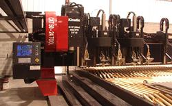 Plasma Cutting/Oxy Fuel/Machining