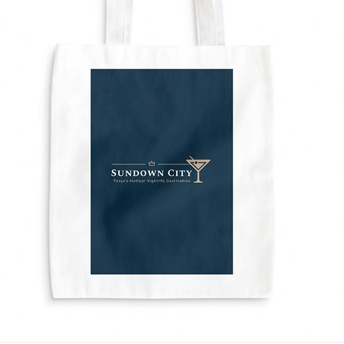 Sundown City Tote Bag